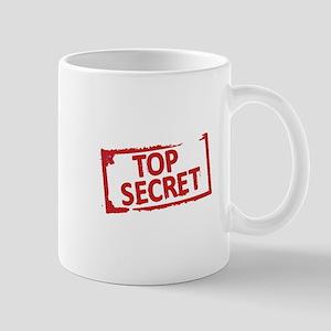 Top Secret Stamp Mug