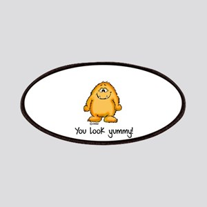 You look yummy - cute monster by send2smiles Patch