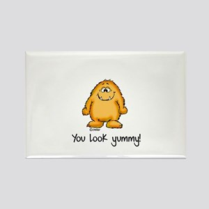 You look yummy - cute monster by send2smiles Recta
