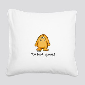 You look yummy - cute monster by send2smiles Squar