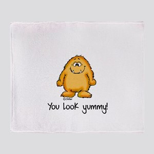 You look yummy - cute monster by send2smiles Stad