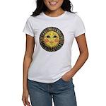 Sun Face #2 (blk) Women's T-Shirt