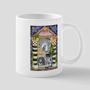 Cats in Rome Mug