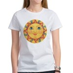 Sun Face #3 - Summer Women's T-Shirt