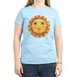 Sun Face #3 - Summer Women's Light T-Shirt