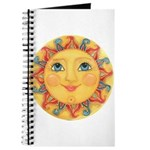 Sun Face #3 - Summer Journal