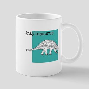 Ankylosaurus Mug