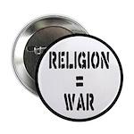 Religion Equals War Atheism 2.25