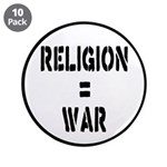 Religion Equals War Atheism 3.5