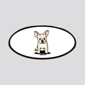 d0381e3063d Funny French Bulldog Cartoon Patches - CafePress