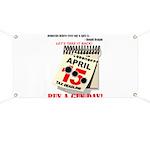Buy a Gun Day Banner