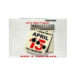 Buy a Gun Day Rectangle Magnet (100 pack)