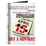 Buy a Gun Day Journal