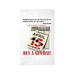 Buy a Gun Day 3'x5' Area Rug