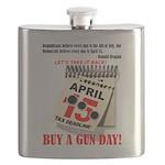Buy a Gun Day Flask