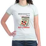 Buy a Gun Day Jr. Ringer T-Shirt
