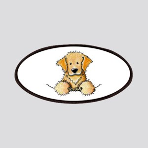 Pocket Golden Retriever Patches