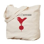 The Conscious Kitchen Radish Tote Bag