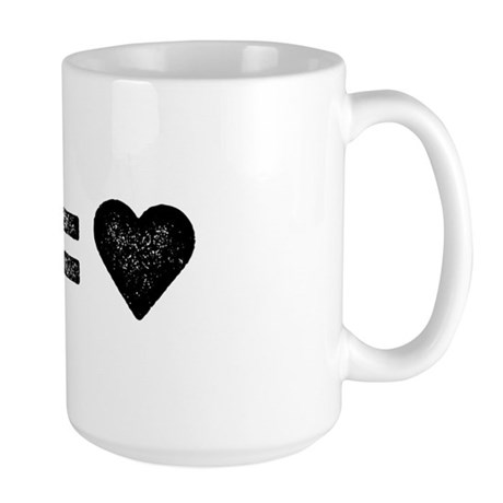 Love Equals Love Mug