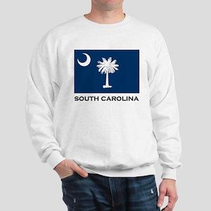 South Carolina Flag Stuff Sweatshirt