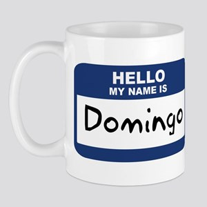 Hello: Domingo Mug