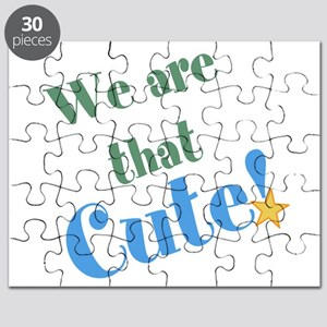We are that Cute! Puzzle