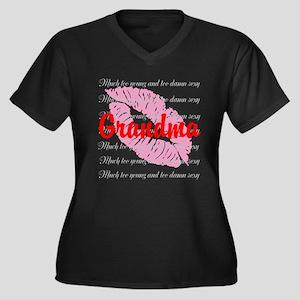 Grandma Plus Size T-Shirt