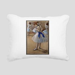 degas Rectangular Canvas Pillow