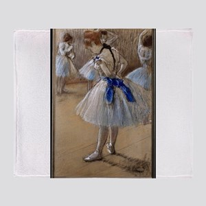 degas Throw Blanket