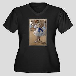 degas Plus Size T-Shirt