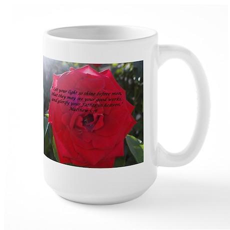 Let Your Light So Shine Mug