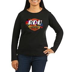 RDL rAdelaide Women's Long Sleeve Dark T-Shirt