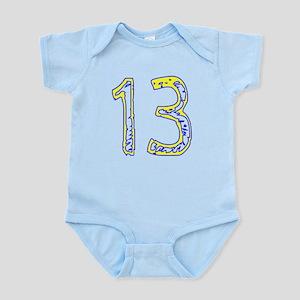 Fun 13 Infant Bodysuit