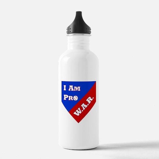 Pro WAR Water Bottle
