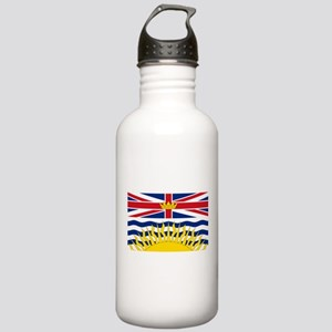 British Columbian Flag Water Bottle