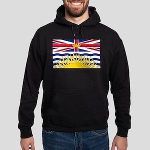 British Columbian Flag Hoodie