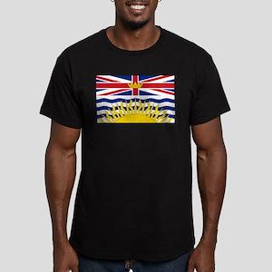 British Columbian Flag T-Shirt