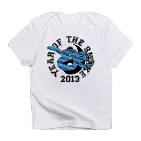 YTS13 BluePattern Infant T-Shirt