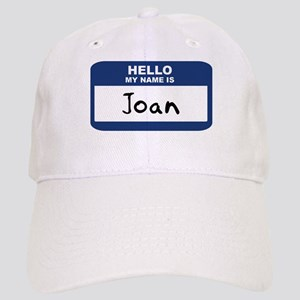 Hello: Joan Cap