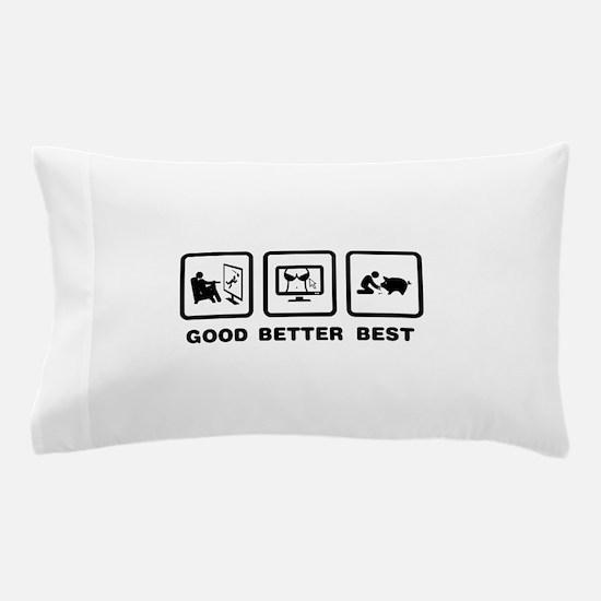 Pig Lover Pillow Case
