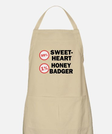 Sweetheart vs. Honey Badger Apron