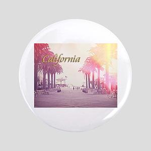 """California 3.5"""" Button"""