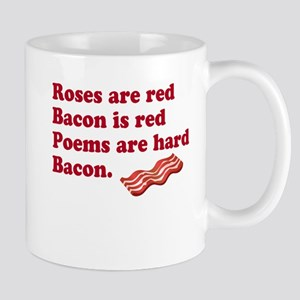 Bacon Poem Mug