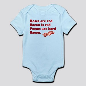 Bacon Poem Body Suit