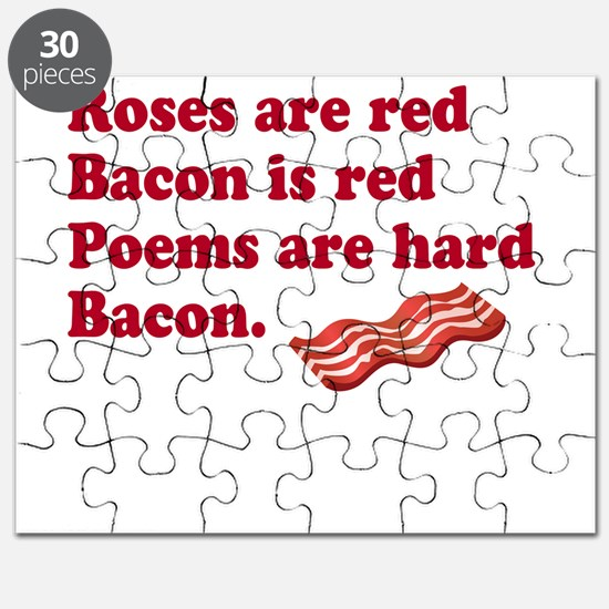 Bacon Poem Puzzle