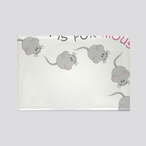 Mouse Rectangle Magnet