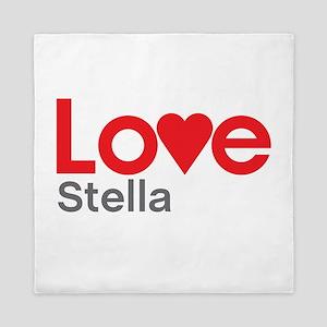 I Love Stella Queen Duvet