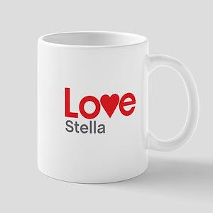I Love Stella Mug