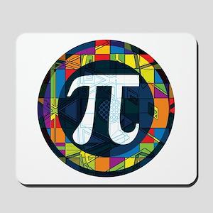 Pi Symbol 2 Mousepad