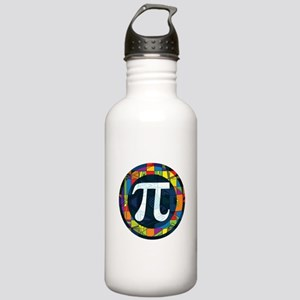 Pi Symbol 2 Stainless Water Bottle 1.0L